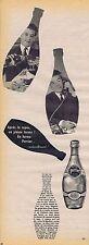 PUBLICITE ADVERTISING 045 1954 PERRIER avec Philippe Nicaud