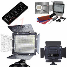 YongNuo YN-300 II YN300 II LED Video Light Camera Camcorder For Canon EOS Nikon