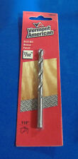 "VERMONT AMERICAN 7/32"" HIGH SPEED STEEL DRILL BIT HSS #10214"
