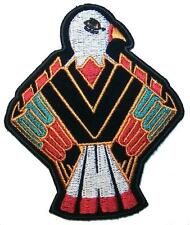 NATIVE PHOENIX EAGLE BIRD SYMBOL PATCH P8910 jacket 4 IN BIKER EMBROIDERED NEW