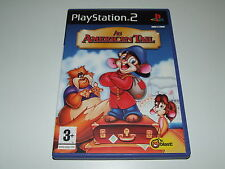 AN AMERICAN TAIL by BLAST  for PS2 (PAL) GOOD CONDITION COMPLETE