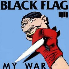 BLACK FLAG - My War Art Print Poster 14x14 Inches
