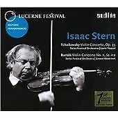 ISAAC STERN PLAYS TCHAIKOVSKY: VIOLIN CONC. NEW & SEALED