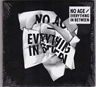 No Age - Everything In Between - CD (Sub Pop SPCD892 2010) (Brand New Sealed)