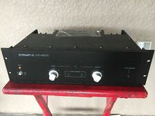 Crown PS-200 amp, working audiophile amplifier