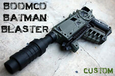 BOOMCO BATMAN PROP GUN, New - Custom Painted OD for COD / Halo LARP or Cosplay