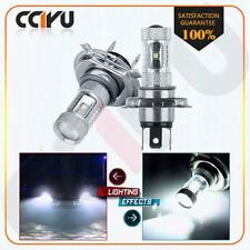 2pcs 30W White H4 9003 HB2 CREE LED Fog Light Bulb 800LM High Low Beam Headlight