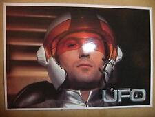 GERRY ANDERSON UFO DVD POSTCARD  vol 1 no 4  ED BISHOP GABERIEL DRAKE SHADO NEW