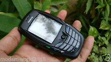 Nokia 6600 - Black Mobile Phone Unlocked Old Vintage mobile