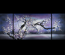 Chinese Flower Painting Cherry Blossom Painting Feng Shui Paintings