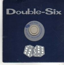 (BZ266) Double Six, Real Good - 1998 DJ CD