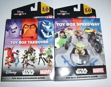 Disney Infinity 3.0 Edition: Toy Box Speedway & Takeover Expansion Pack Racing
