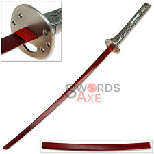 Raiden Blade Metal Murasama HF Rising Cyborg Gear Sword Replica Katana Red Saya