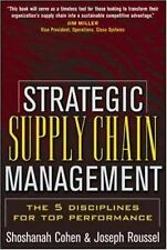 Strategic Supply Chain Management-ExLibrary