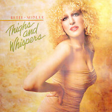 BETTE MIDLER Thighs And Whispers GER Press Atlantic ATL 50 636 1979 LP