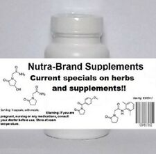 L-Theanine caffeine green 500mg Caps, Nutra-Brand Smart buy 72 caps to a bottle