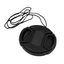 58mm Lens Cap compatible con cualquier lente o cámara con 58mm tamaño de rosca