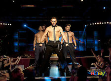 PHOTO MAGIC MIKE - MATTHEW BOMER & CHANNING TATUM - 11X15 CM  # 9
