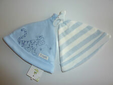 Disney TIGGER Set of 2 Tie Top Hats Size NEWBORN NWT