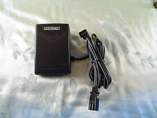 FOOT CONTROL PEDAL With Cord Singer 1748 2250 2259 2263 2273 2639 2662 6239 6510