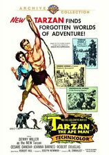 TARZAN THE APE MAN (1959) (Cesare Danova) - DVD - Region Free