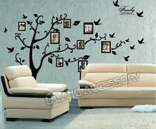 Home Tree&Bird Wall Stickers Art Decal Removable Room Bedroom Decor Wallpaper FW