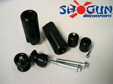Shogun Frame Sliders Suzuki GSXR 750 08/10 Kit CUT Version
