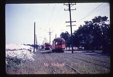 Duplicate Slide Traction  Toledo & Eastern 40 & 50 & 90 In 1948 At Clay Center O