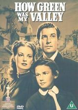 How Green Was My Valley [DVD] [1941]) Walter Pidgeon Brand New and Sealed