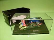 IXO 1:43 - FORD FOCUS RC WRC - WINNER JORDAN  2008  RAM326   - IN  ORIGINAL  BOX