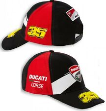 CAP Bike Gear MotoGP BSB Superbike Ducati Corse Cal Crutchlow No.35 NEW! Black