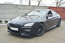 Cup Spoilerlippe Carbon BMW 6er F06 Gran Coupe Frontspoiler Schwert Splitter M6