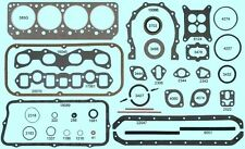 New 1957-1958 Chrysler V8 392 Hemi Full Complete Engine Overhaul Gasket Set