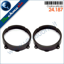Supporti adattatori altoparlanti 165mm Fiat Idea (2003-2012) Ant./Post.