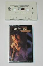 NEW ORLEANS FUNK DR. JOHN IN A SENTIMENTAL MOOD CASSETTE LIGHTLY USED