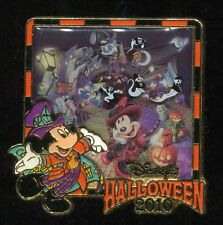 TDR Halloween 2010 Mickey Mouse Disney Pin 81403