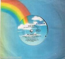 "NIK KERSHAW - WIDE BOY - 7"" 45 VINYL RECORD - 1984"