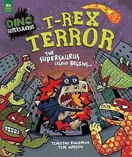 T-Rex Terror Picture Book (Dino Supersaurus)  (NoDust)