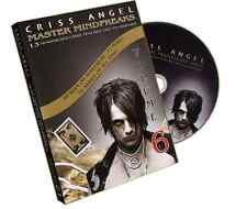 Criss Angel Master Mindfreaks DVD Vol 6  13 magic tricks