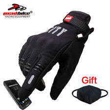 Motorcycle Glove Full Finger Motorbike ScreenTouch Cycling Racing Protect Gloves