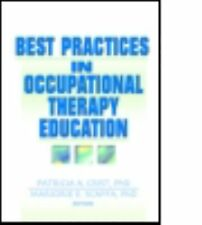 Best Practices in Occupational Therapy Education