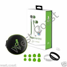 New MEE Audio EDM Universe D1P-GN In-Ear Headphone Headset Functionality Green