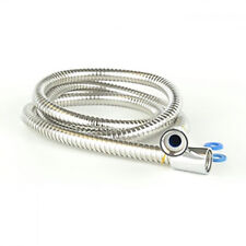 2m Chrome Stainless Steel Shower Hose | Fits all Shower Heads | ASH200
