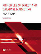 Principles of Direct and Database Marketing by Alan Tapp (Paperback, 2004)