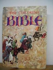 The Children's Bible by Golden Press (1965, Hardcover)