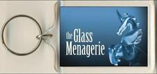 The Glass Menagerie. The Play. Keyring / Bag Tag.
