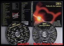 """LES RESTOS DU COEUR """"L'Odyssée Des Enfoirés"""" (2 CD) 2001"""