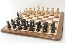 """Jeux d'échecs """"Chatrang Staunton"""" Collection Luxe Taille n°6 , Echiquier+Pièces"""