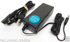 Genuine Cisco ATT Uverse 30w Power Supply + Power Cord for ISB 7500 Cable Box