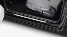 NEW VW UP! 4DR ACCESSORY STAINLESS STEEL FRONT + REAR DOOR SILL KICK PLATES SET